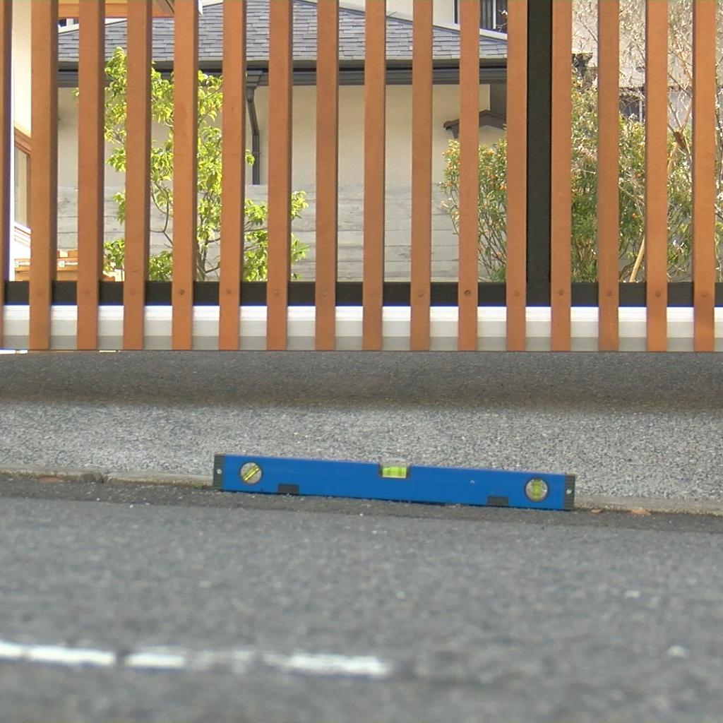ガレージドア フローティングゲート